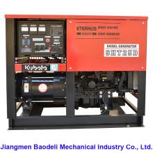 Новый генератор с низким уровнем шума 10кВт (ATS1080)