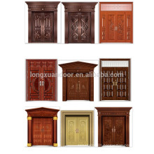 High quality luxury exterior steel door