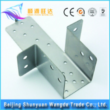 Pièces d'estampage métallique de haute précision personnalisées, pièce d'estampage