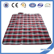 Plaid Travel Blanket Mat (SSB0193)