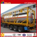 Горячая 20ft или 40-футовый контейнер бака LPG