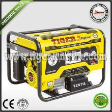 Tiger Gasoline générateur électrique 2.5kw prix EPN3900DXE