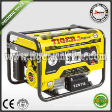 Tiger Gasoline industrial Generator electric 2.5kw prices EPN3900DXE