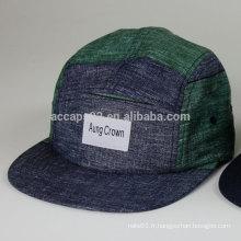 Chapeau de 5 panneaux de haute qualité