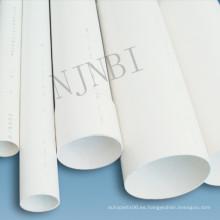 """Tubo de PVC blanco de alta calidad de 1/2 """""""