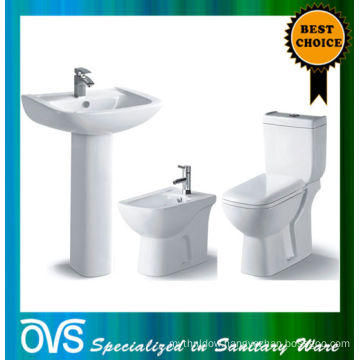 ovs made in china best quality cheap bathroom sets A1001B
