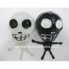 New Design Skull Toy Squeeze Ball