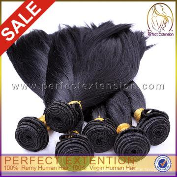 Cheveux brésiliens de la fabrique de Guangzhou Extension parfaite