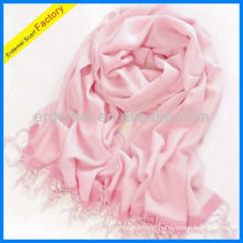 Wholesale custom dyeing hot pink scarf