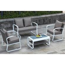 Outdoor Wicker Garden Rattan Kd Sofa