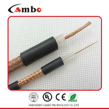 Cable coaxial RG58 Stranded BC UL / CCC / CE / ROHS aprobado