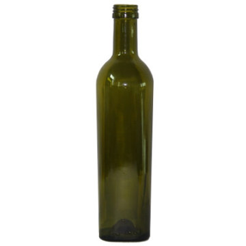Dark Green Glass Wine Bottle (PT500-1315)