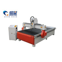 Single head cnc wood router cutting machine
