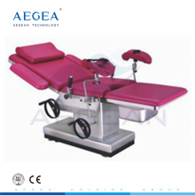 AG-C102C mechanical hydraulic system gynecology delivery operation table