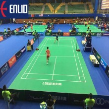 Ally Badminton BWF Certification PVC Sports Flooring