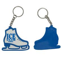 Personalized Custom Key Holder Rubber Mini Cartoons Key Ring