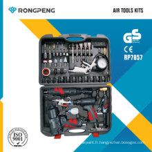 Rongpeng RP7857 Kits d'outils pneumatiques
