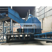 Color steel tile broken crusher machine