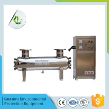UV light germicidal water machines