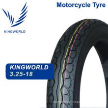 pneu sem câmara de ar de 3.25-18 da motocicleta