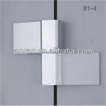 aluminum heavy duty door hinge