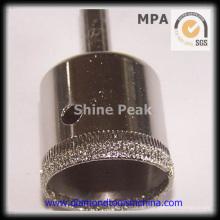 Galvanische Kern Bohrer für Porzellan und Glas