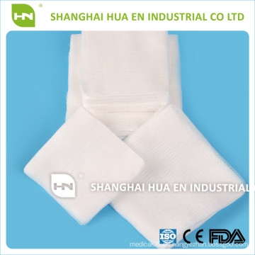 CE FDA Certificado ISO Surgical Absorbent Cotton Gaze Swab