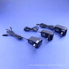Adaptador de corriente 12V 1-2A en EE.UU. British Eur