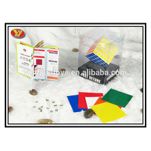60mm YongJun plastic 5x5 magic cube puzzle