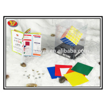 60mm YongJun plastic 5x5 magic puzzle cube
