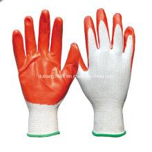 Luvas de nitrilo / Luvas de trabalho / Luvas de construção / Luvas de indústria-58