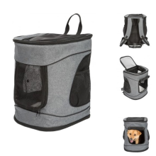 Pet Carrier Backpack with Mesh Window