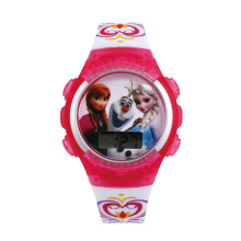 Wholesale Frozen cartoon character watches cartoon children's digital watch