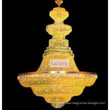 Lamparas de techo k9 crystal chandelier pendant light centerpiece 61002