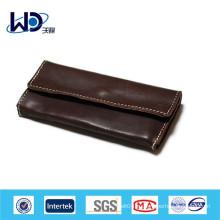 Кожаный кошелек из натуральной кожи для женщин