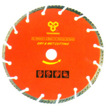 Алмазный сегмент пильного диска