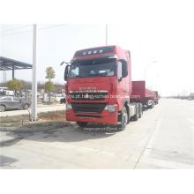 Caminhão com cabeça de trator HOWO 6x4
