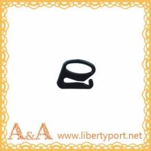 high quality black plastic buckle for bra