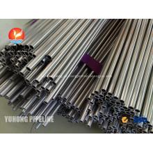 Bright recozido de tubo de aço inoxidável ASTM A213 TP310 TP310S