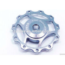 wholesale bicycle parts jockey wheels CNC derailleur pulley