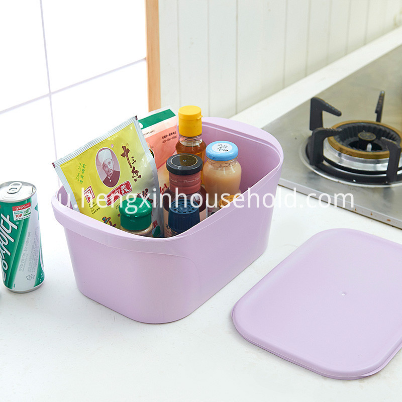 Storage Box with Fitted Lid