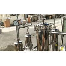 Filtergehäuse mit mehreren Patronen und Filterbeutelgehäuse