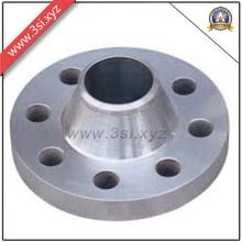 Brida de acero forjado calidad del cuello de la soldadura del acero inoxidable (YZF-M383)