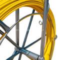 Haste do cabo do cabo da tração da fibra de vidro