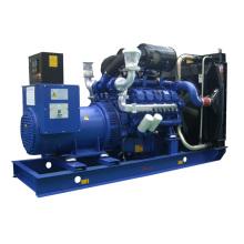 Doosan Silent Diesel Generator Set 688kVA