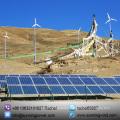 Green Power 5000W Balcony Industrial Wind Energy
