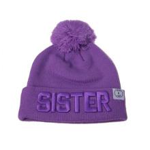 Tampas de inverno na moda para meninas