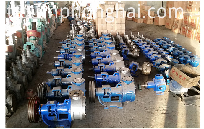 Energy Saving Gear Pump Warehouse