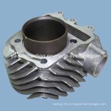 Personalizado de aluminio a presión piezas de motor de fundición