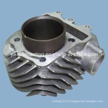 Pièces en aluminium adaptées aux besoins du client de moteur de moulage mécanique sous pression